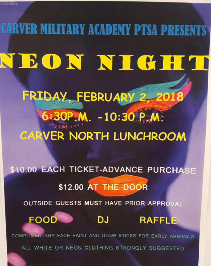 News and Announcements - Carver Military Academy